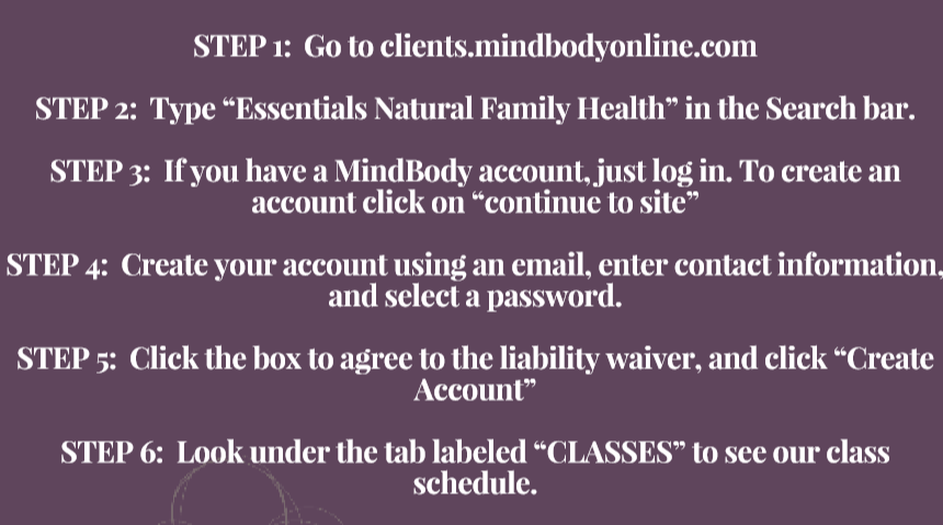 Mindbody instructions PNG 2
